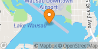 Lake Wausau Map
