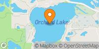 Orchard Lake Map