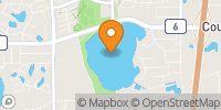 Parkers Lake Map