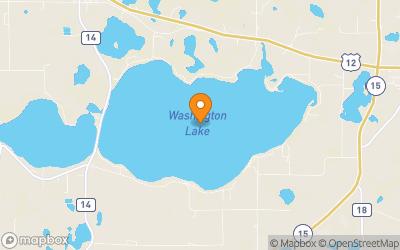 Lake Washington Map