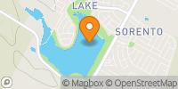 Lake Pflugerville Map