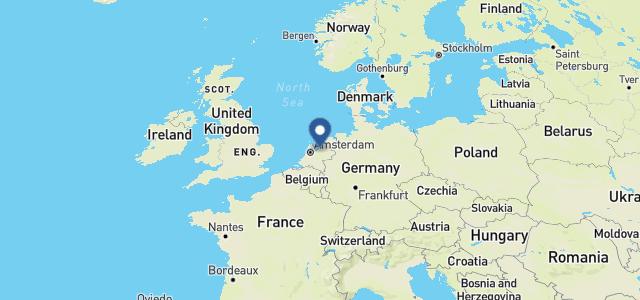 Mapbox Map of 5.7326,52.5239