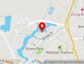 Map of Removals Centre