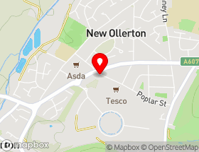 Map of CARE Commercial Cleaning Services