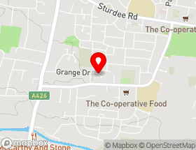 Map of Leicester Cleaning Services