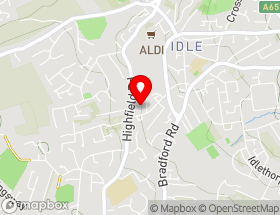Map of Aire Valley Builders & Roofers