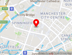 Map of PRP Architects