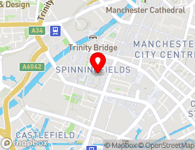 Map of Furniture Hire UK