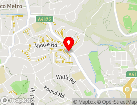 Map of Access Automation Bristol