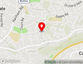 Map of Bristol Electricians