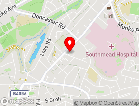 Map of Oxford Architects
