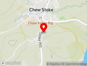 Map of Chew Valley Bathrooms