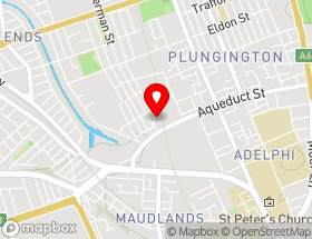 Map of Perry T Comprehensive Cleaning Services