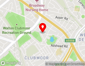 Map of DMAK Cleaning Services