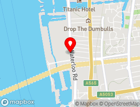 Map of Eco Steam Clean Liverpool