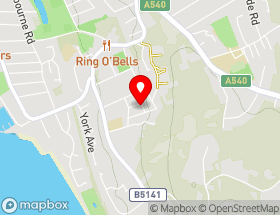Map of Wirral Handyman Services