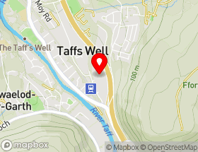 Map of South Wales UPVC