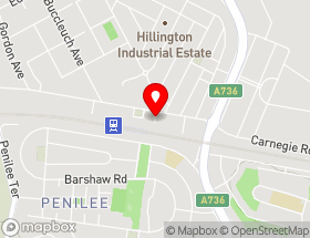 Map of G2 Refrigeration & Air Conditioning