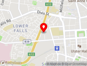 Map of Grosvenor Cleaning Services