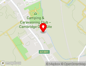 Map of The Cambridge Conservatory Centre