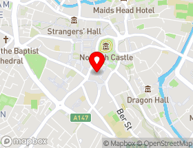 Map of Sparkle Cleaning Norwich