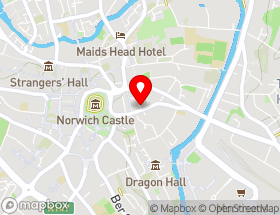 Map of Tempest Restoration, Fire & Water Damage Specialists Norwich