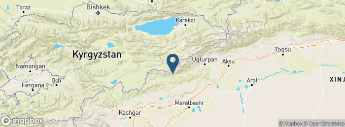 Map of Expedition Reports