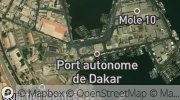 Port of Dakar, Senegal