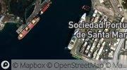Port of Santa Marta, Colombia