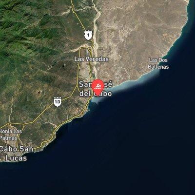 Los Cabos Challenge route