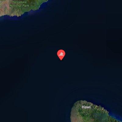 ʻAlenuihāhā Channel route