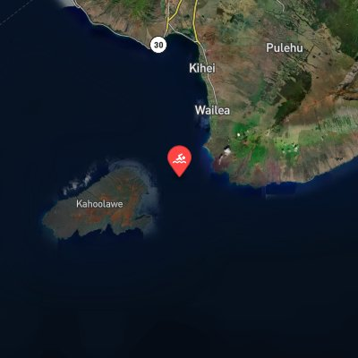 ʻAlalākeiki Channel route