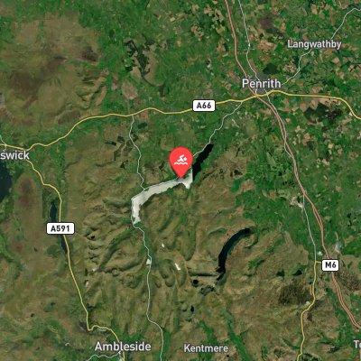 BLDSA Ullswater route