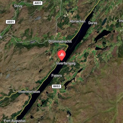 Loch Ness route