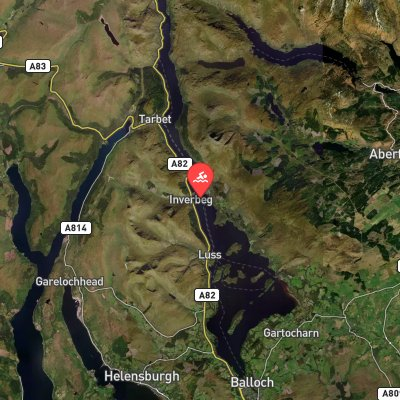 Loch Lomond solo route