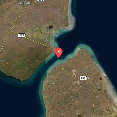 Strait of Magellan route