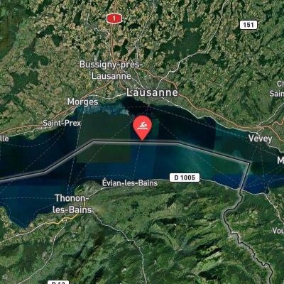 Lake Geneva Classic route