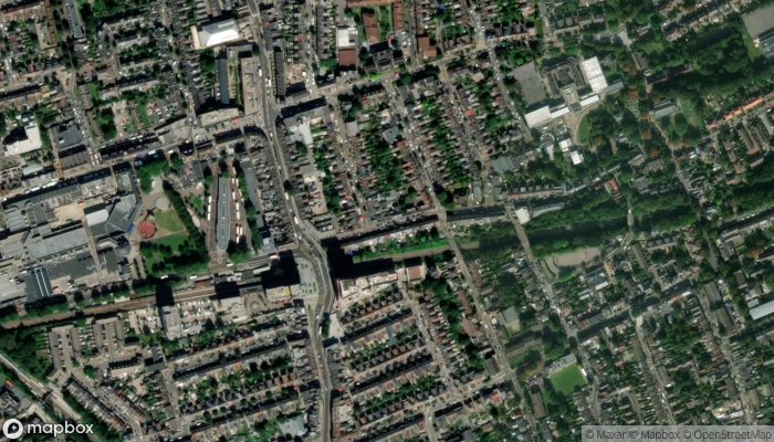 Walthamstow Osteopathy Natural Health Centre satellite image