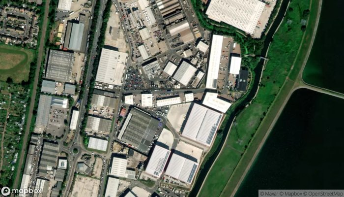 Andrews Shipping Fwdg Company satellite image