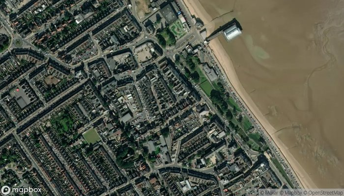 Dolphin Rooms satellite image