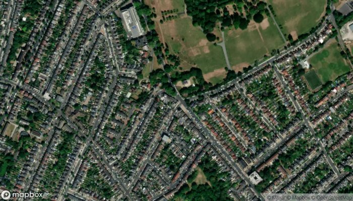 Storage East Dulwichltd satellite image