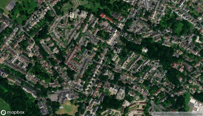 Dr D S Virdi Upper Norwood Group Practice satellite image