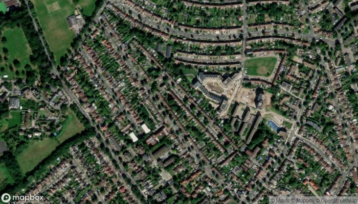 Accurate Perfect Roofing satellite image