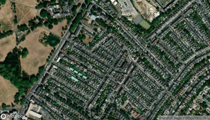 Ace Roofing satellite image