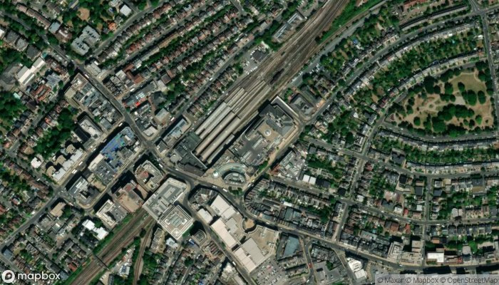 Nordic Style Centre Court Shopping Centre satellite image