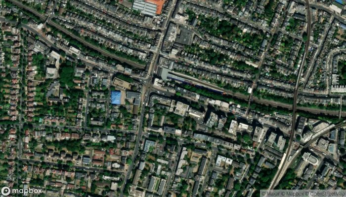 One 4 One Dental Practice satellite image