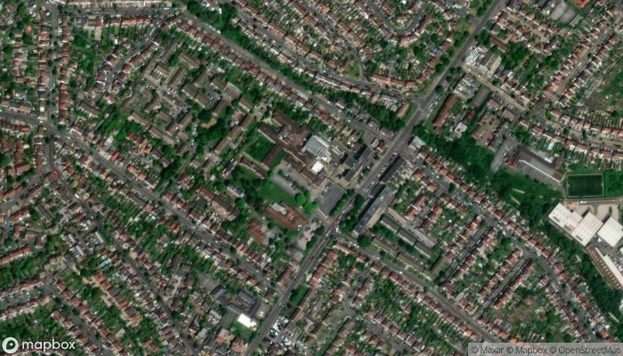 Spire St Anthony S Plastic Cosmetic Surgery Clinic satellite image