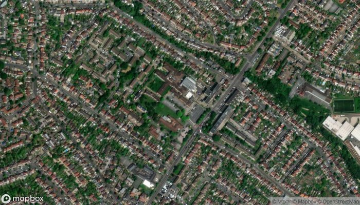 Spire St Anthony S Doctors Surgery satellite image