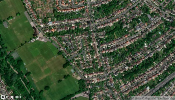All Round Roofing satellite image