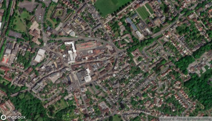 Howell Jones Solicitors satellite image